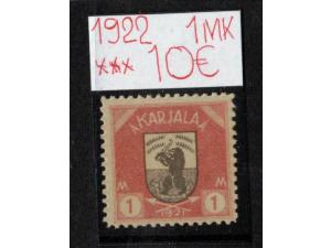Karjala 1922***