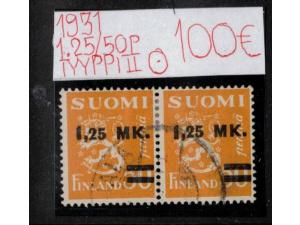 1.25mk/50p II