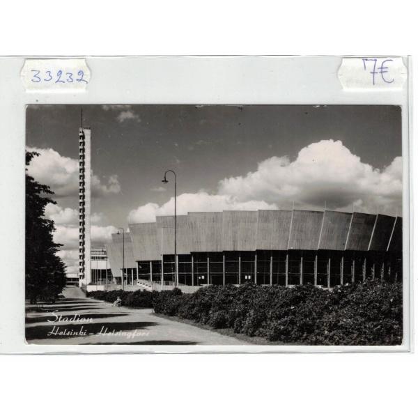 Helsinki stadion